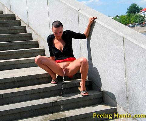 Peeing Mania