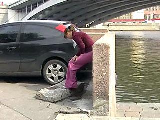 Wet in public