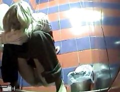 Video feeds from spy cam hidden in ladies room